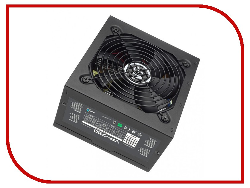 Блок питания AeroCool Retail VP-750 750W