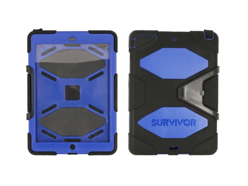 Аксессуар Чехол APPLE iPad Air Palmexx Survivor Dark Blue PX/CASE IAIR SURVIVORDBLU<br>