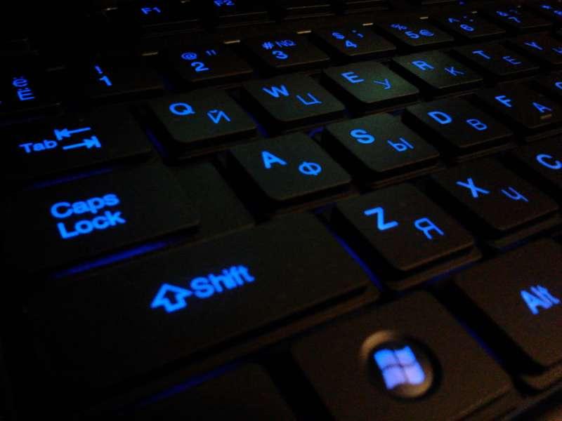 Клавиатура A4Tech KD-126-1 Blue USB цена