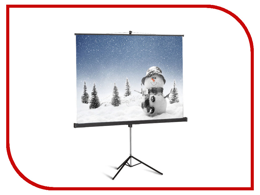 Экран Classic Solution Libra 200x200cm T 200x200/1 MW-LS/B