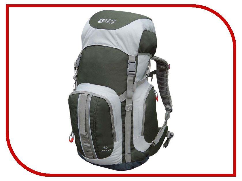 Рюкзак Nova Tour Дельта 60 V2 Grey-Olive 12453-560-00