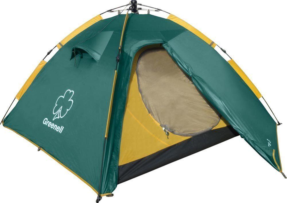 Палатка Greenell Клер 3 V2 Green 95280-303-00