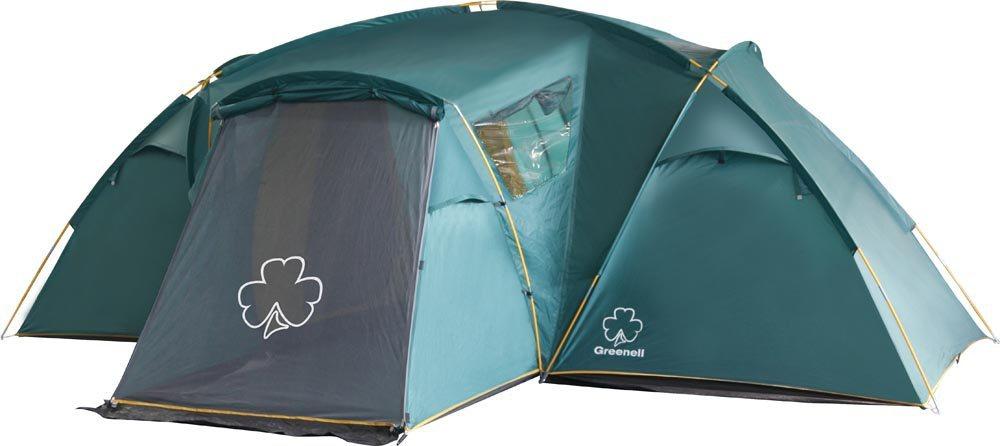 Палатка Greenell Виржиния 6 плюс Green 25543-303-00
