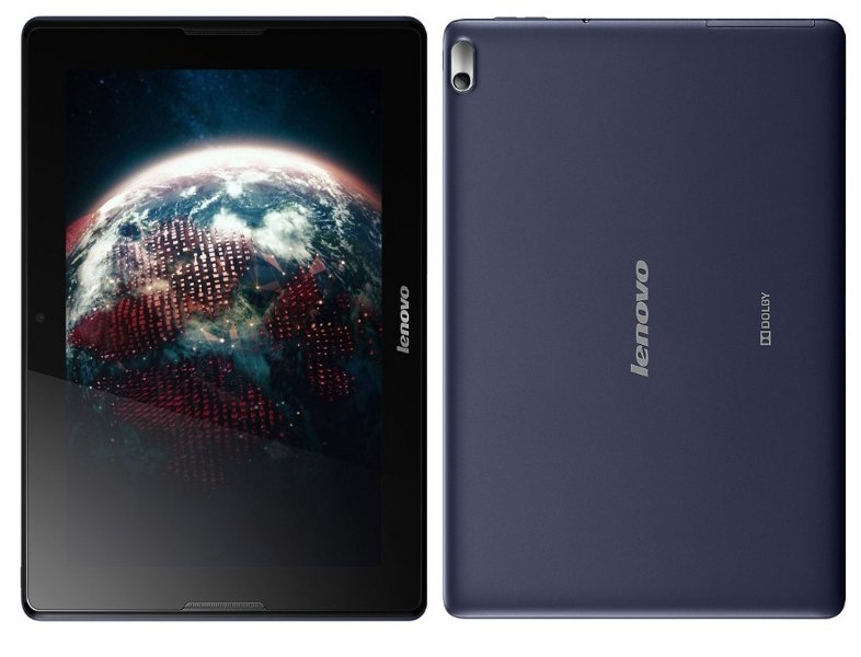 Планшет Lenovo IdeaTab A10-70 A7600-H Blue 59409691 MediaTek MT8382 1.3 GHz/1024Mb/16Gb/Wi-Fi/3G/Bluetooth/GPS/10.1/1280x800/Android