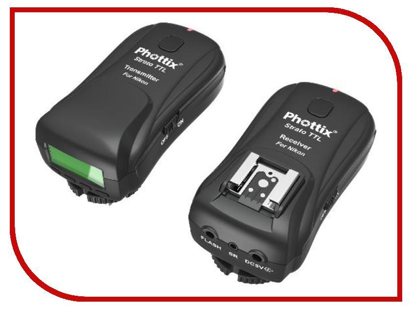 Аксессуар Phottix Strato TTL for Nikon 89021