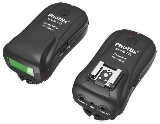 Phottix Strato TTL for Nikon 89021<br>