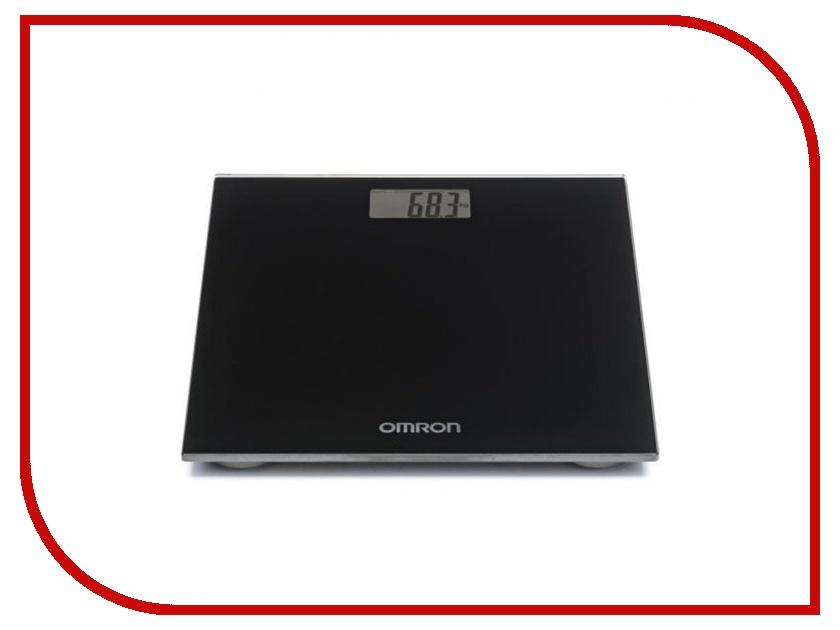Весы напольные Omron HN-289-EBK Black ик выключатель omron e3z d81 pnp