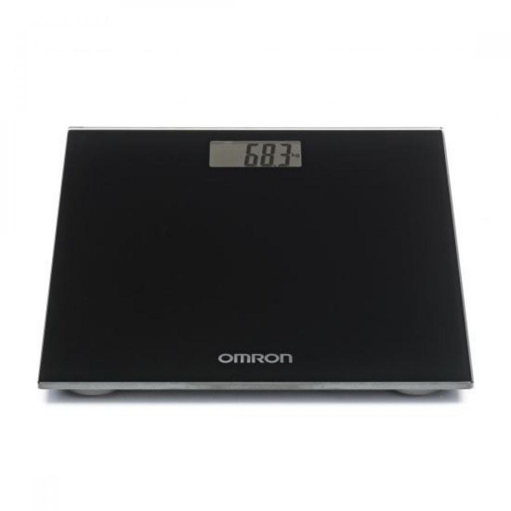 Весы напольные Omron HN-289-EBK Black