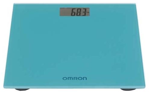 Весы напольные Omron HN-289-EB Turquoise