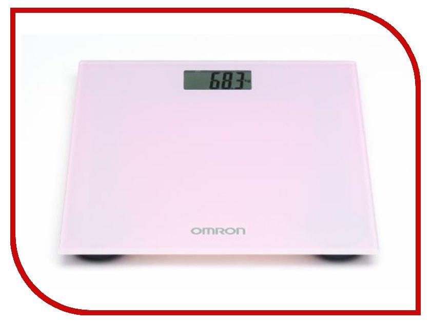 Весы Omron HN-289-EPK Pink