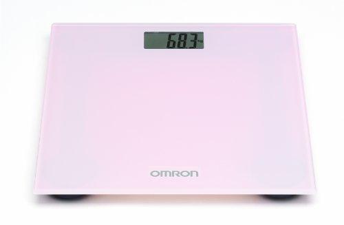 Весы напольные Omron HN-289-EPK Pink