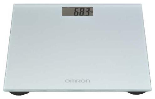 цена Весы напольные Omron HN-289-ESL Grey онлайн в 2017 году