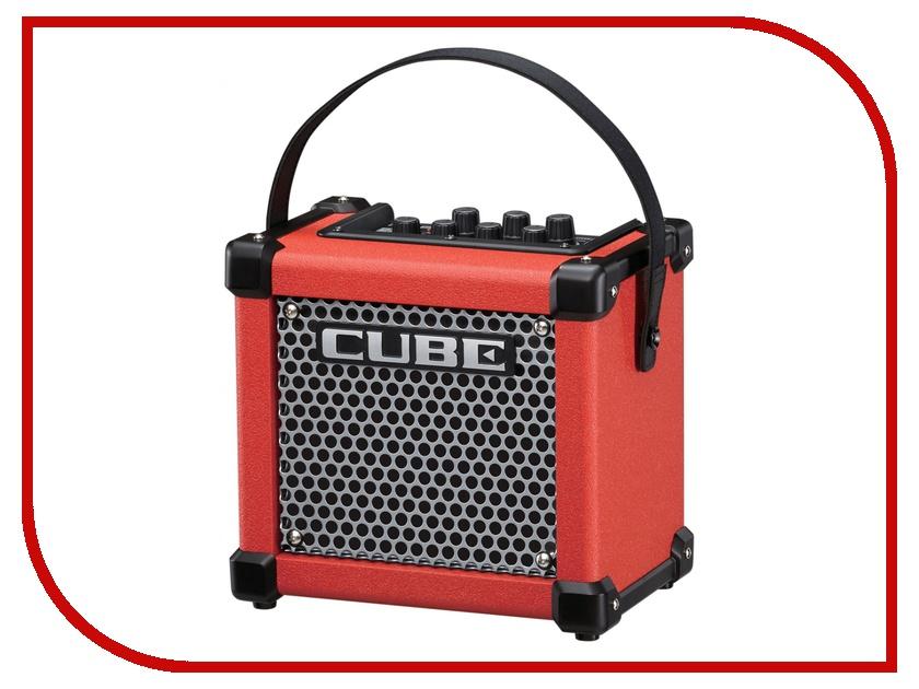 Комбо-усилитель Roland Micro Cube-GXR Red<br>