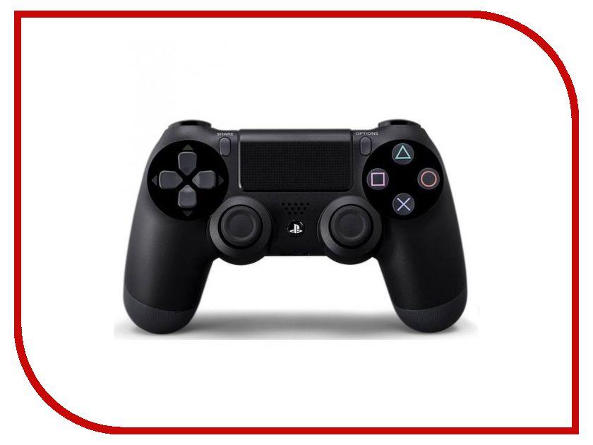 Геймпад Sony DualShock 4 Black аксессуары для игровых приставок sony dualshock 4 black