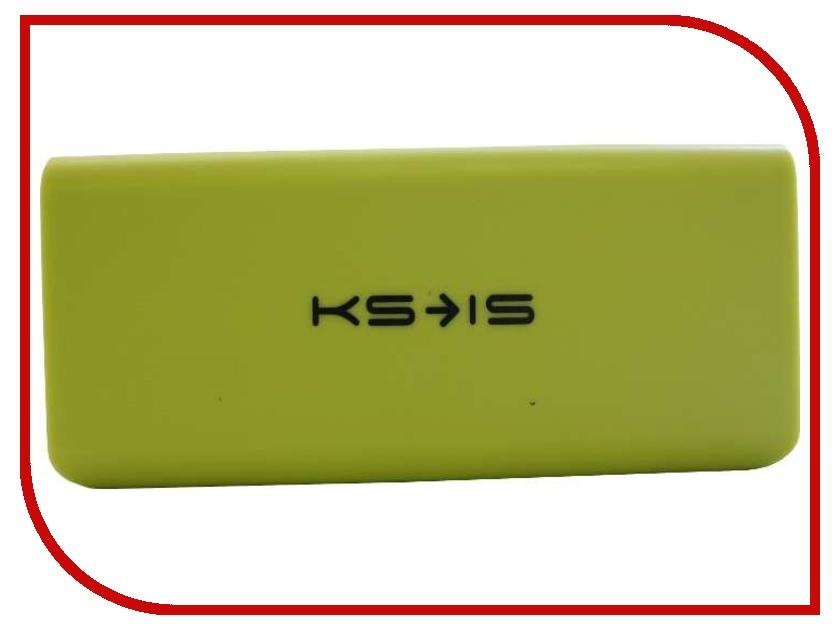 Аккумулятор KS-is KS-229 16800mAh Green внешний аккумулятор ks is ks 229green 16800mah зеленый