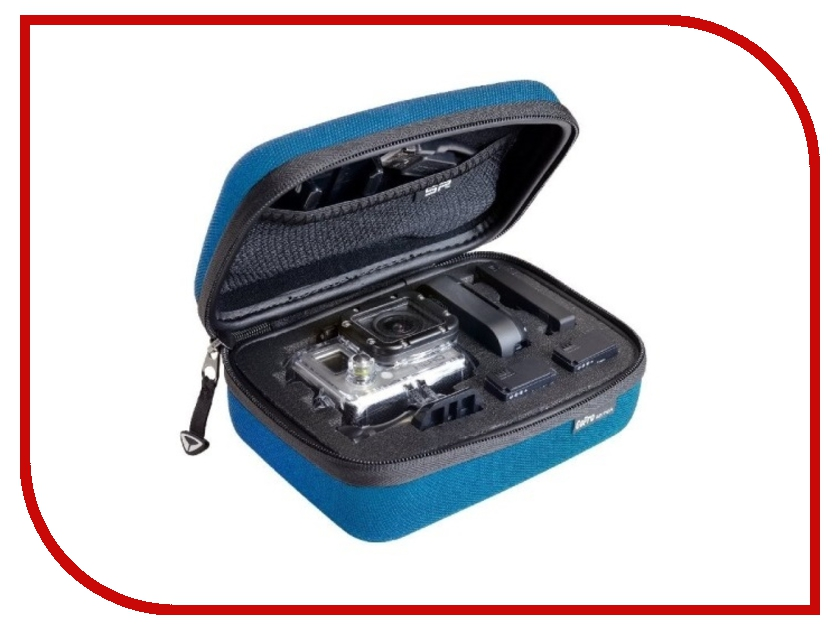 Аксессуар SP POV Case XS GoPro Edition Blue 53031<br>