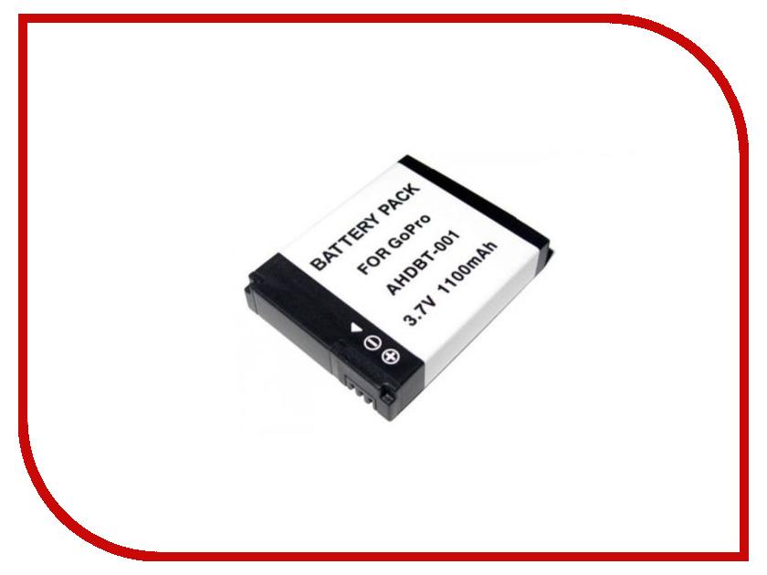 Аксессуар Fujimi AHDBT-001 аккумулятор для GoPro HD HERO<br>