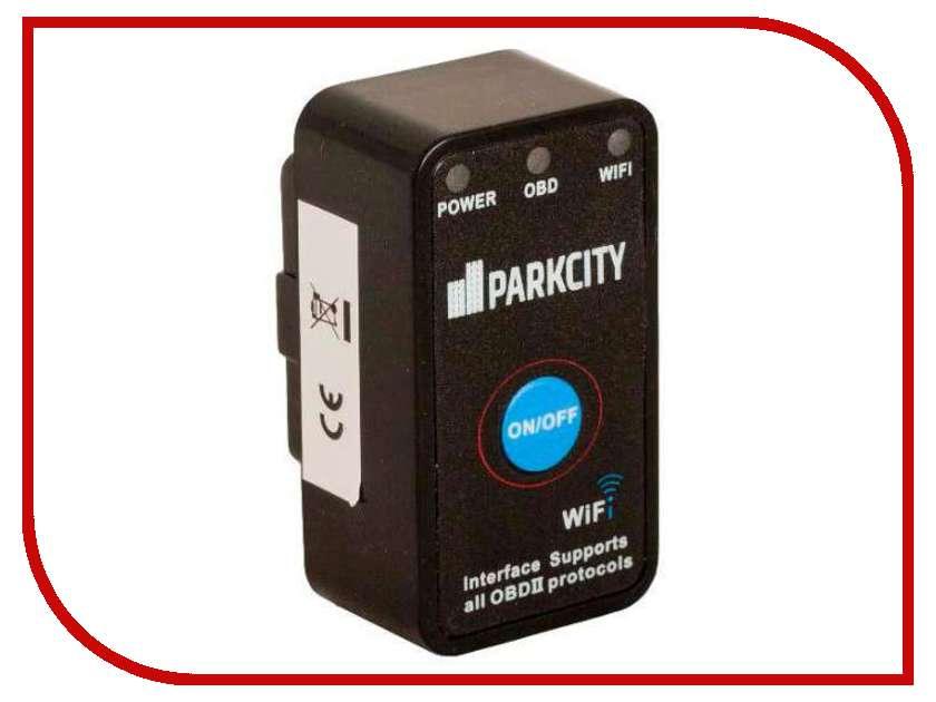 Автосканер ParkCity ELM-327WF parkcity cq 4