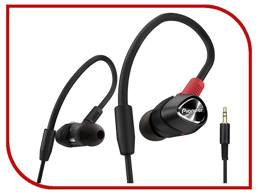 Наушники Pioneer DJE-1500-K Black<br>