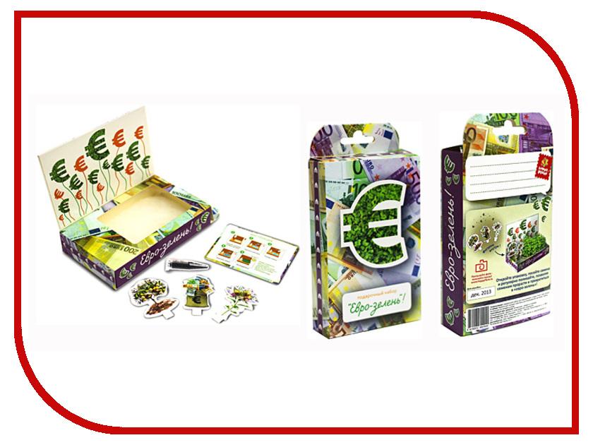 Растение Happy Plant hps-201 Подарочный набор Евро-зелень
