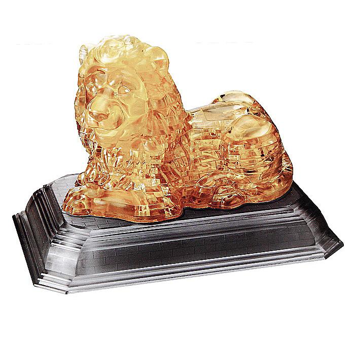 3D-пазл Crystal Puzzle Лев 91005<br>