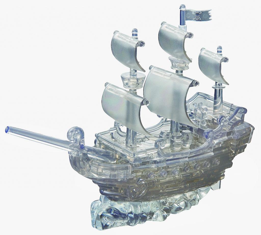 3D-пазл Crystal Puzzle Пиратский Корабль 91106