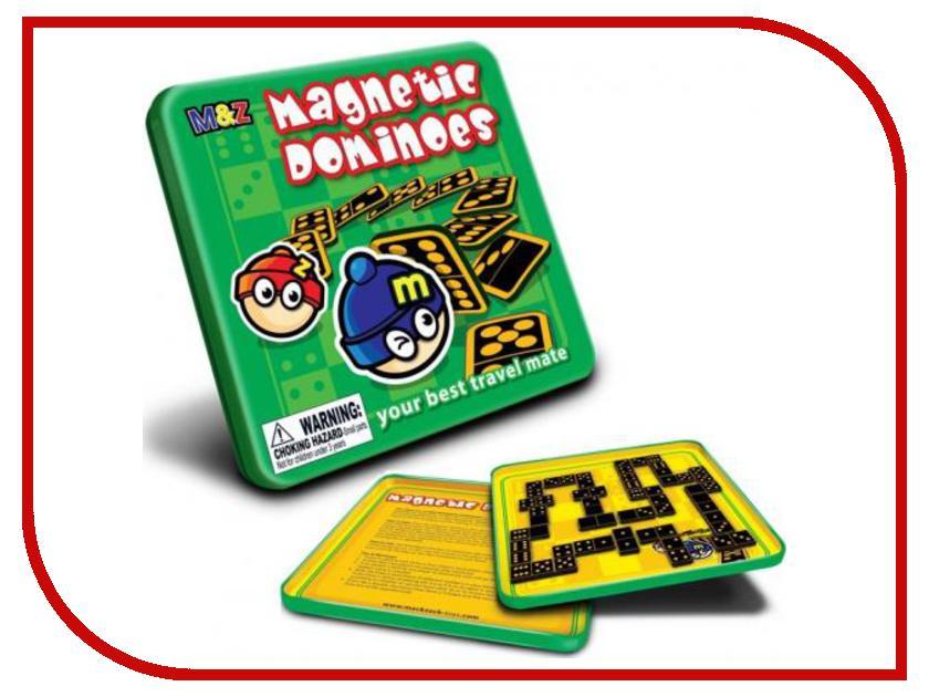 Настольная игра MACK&amp;ZACK Домино MT010<br>