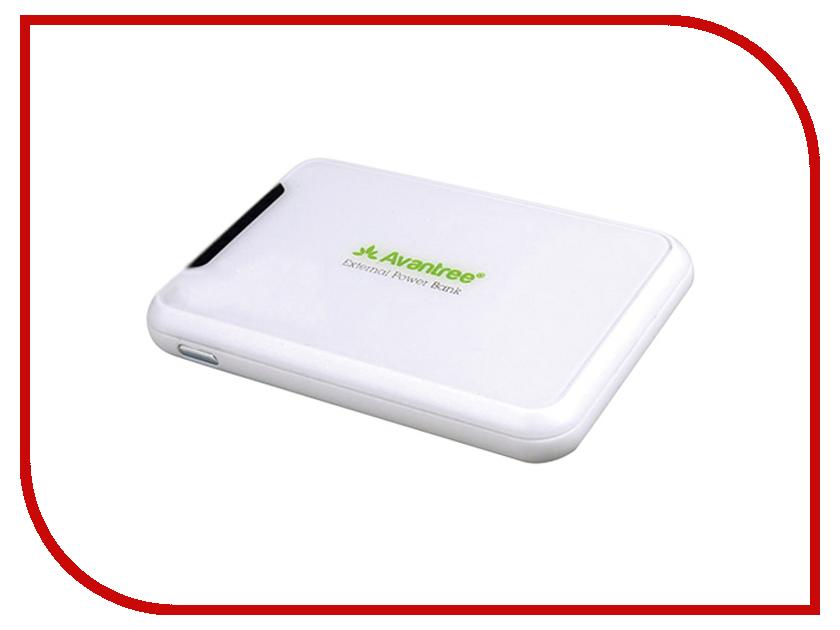 все цены на Аккумулятор Avantree 6000mAh White SPPW-600-WHT онлайн