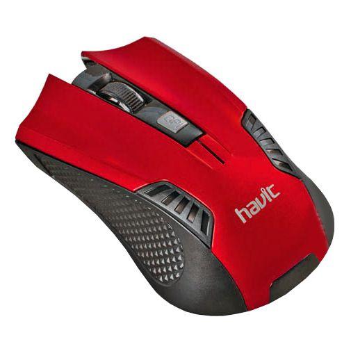 Мышь беспроводная Havit HV-MS919GT Red-Black