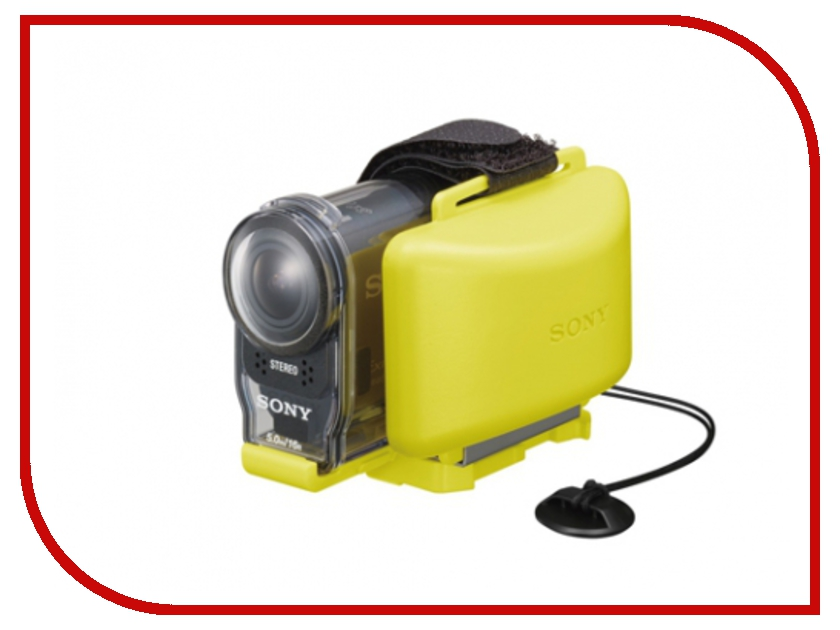 Аксессуар Sony AKA-FL2 поплавок аксессуар sony aka dm1 dog mount for action cam