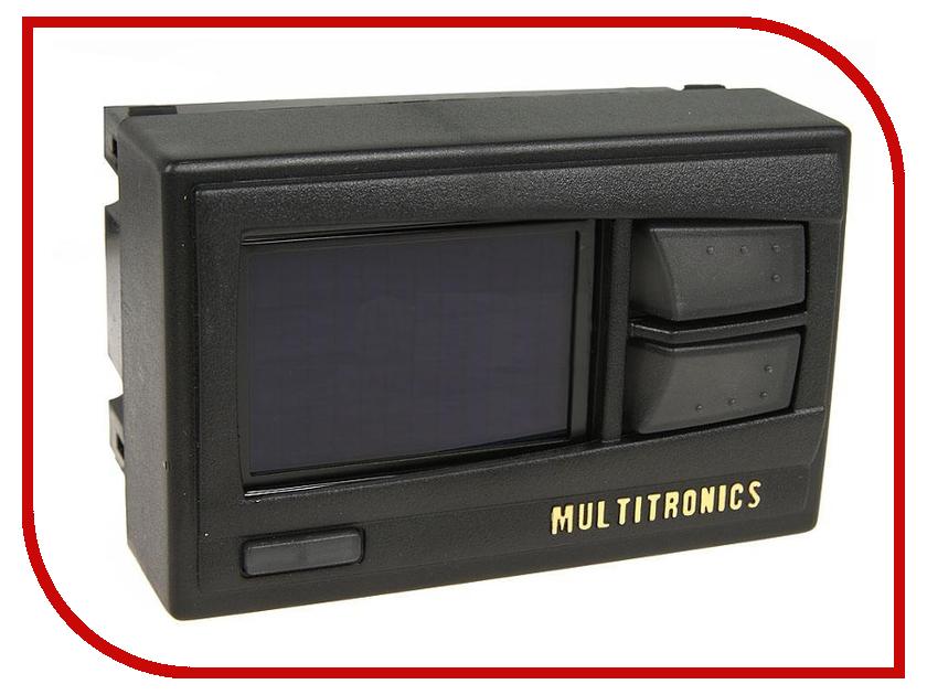 Бортовой компьютер Multitronics Comfort X10 цена и фото