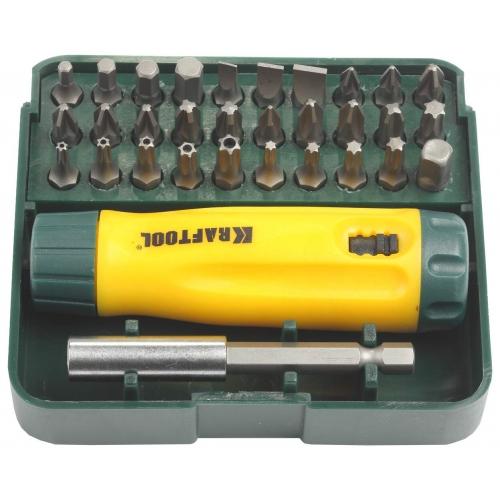 Отвертка Kraftool 26142-H32 отвертка kraftool 26142 h32