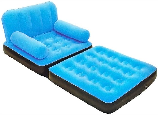 Надувное кресло Bestway 67277 надувное кресло bestway 165x120cm 43169 bw