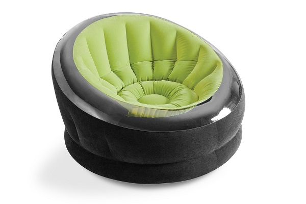 Надувное кресло Intex Empire Chair 68581 цена