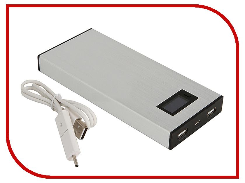 Аккумулятор Ross&Moor 16000 mAh PB-MS011 Silver