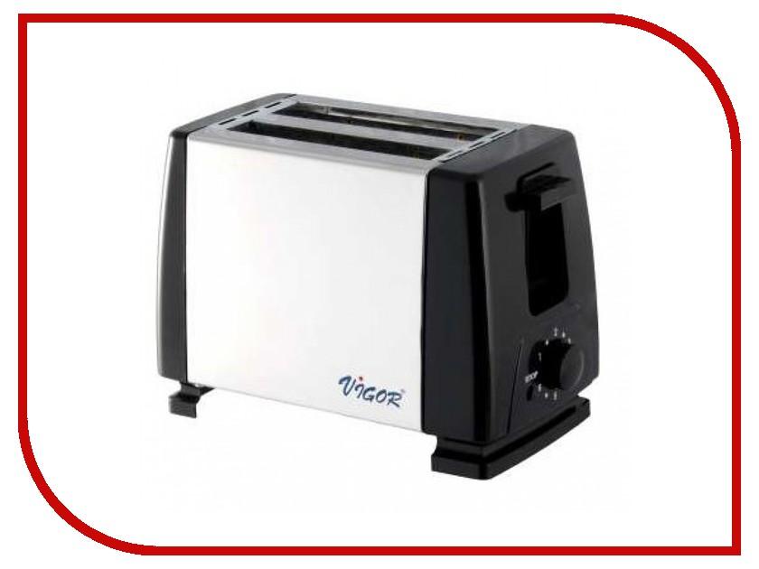 Тостер Vigor HX-6019 кофемолка vigor hx 3434
