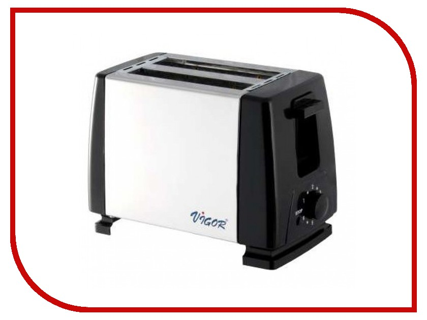 Тостер Vigor HX-6019 vigor hx 6015 orange тостер