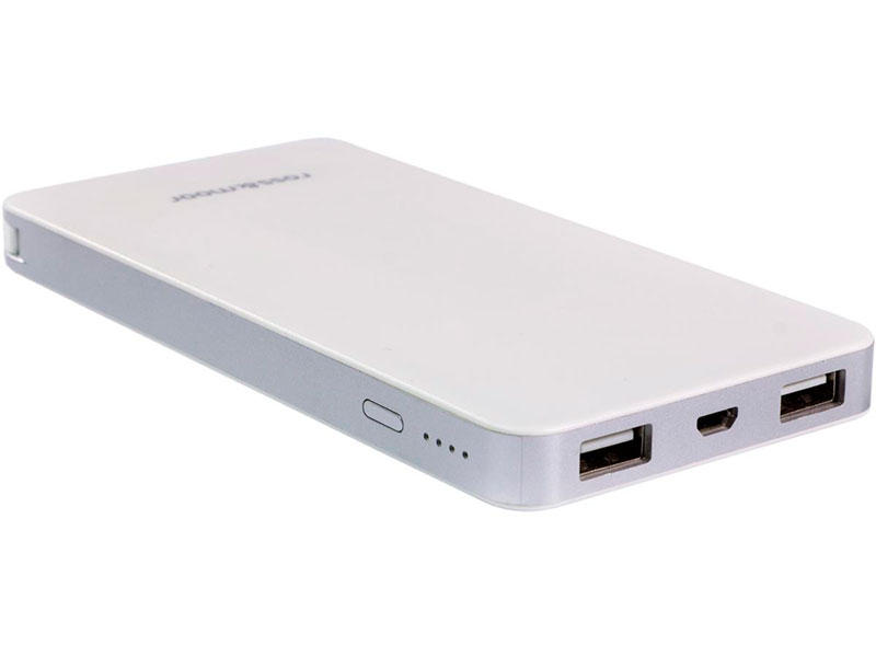 Внешний аккумулятор Ross&Moor PB-LS010 8000mAh White