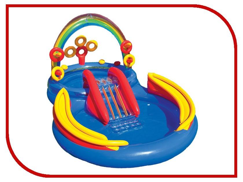 Игровой центр Intex 57453 лодка intex challenger k1 68305