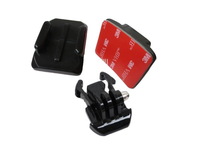 Аксессуар Lumiix GP13 изогнутые платформы for GoPro Helmet Curved Surface