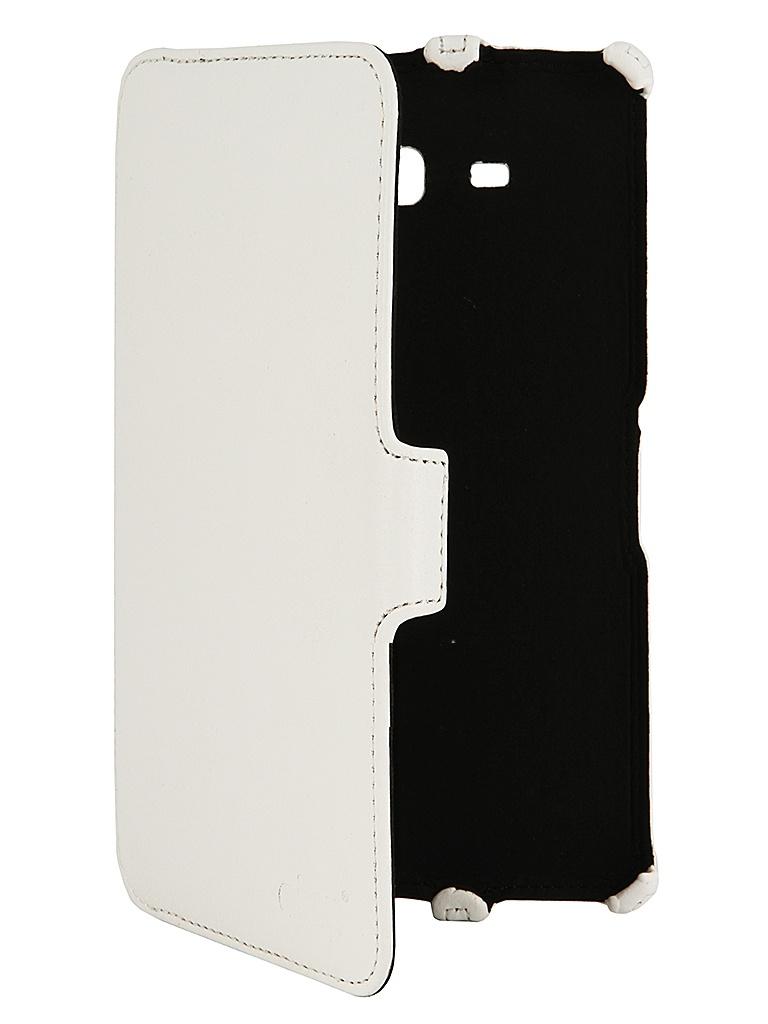 Аксессуар Чехол Ainy for Samsung Galaxy Tab 3 Lite SM-T110 BB-S407 боковой<br>