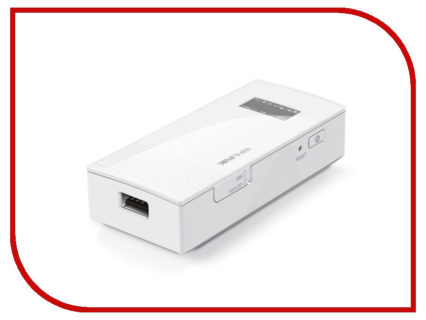 Портативный роутер TP-LINK M5360<br>