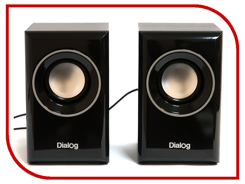 Колонка Dialog Stride AST-15UP Black