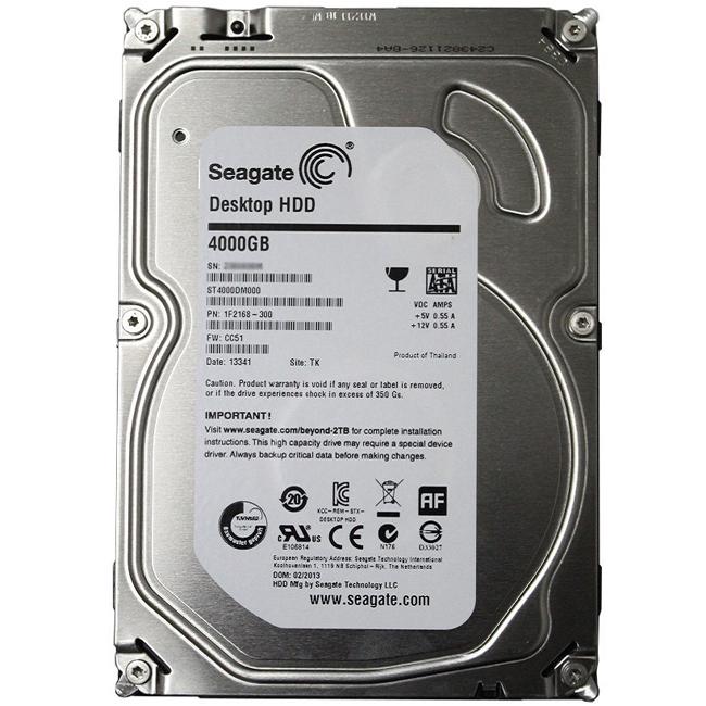 Жесткий диск 4Tb - Seagate ST4000DM000 Barracuda<br>