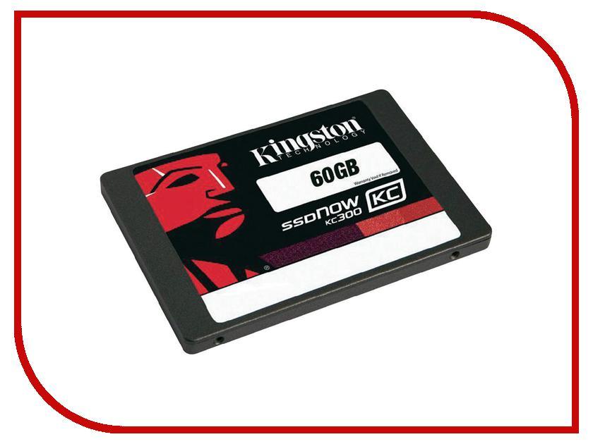 Жесткий диск 60Gb - Kingston SKC300S37A/60G