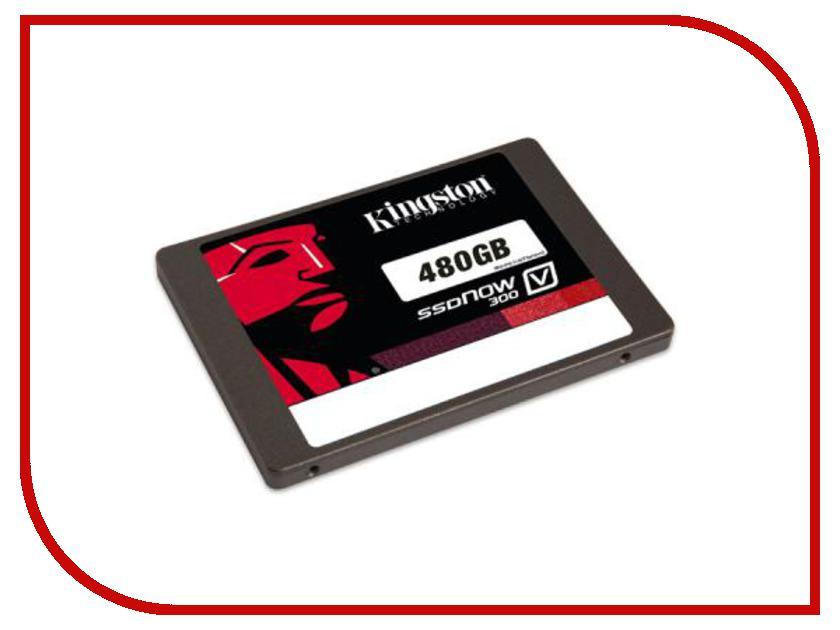 Жесткий диск 480Gb - Kingston SV300S37A/480G<br>