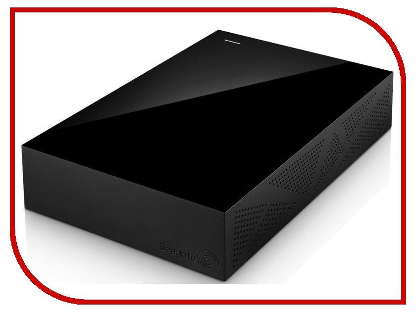 Жесткий диск Seagate Backup Plus 4Tb Black STDT4000200<br>