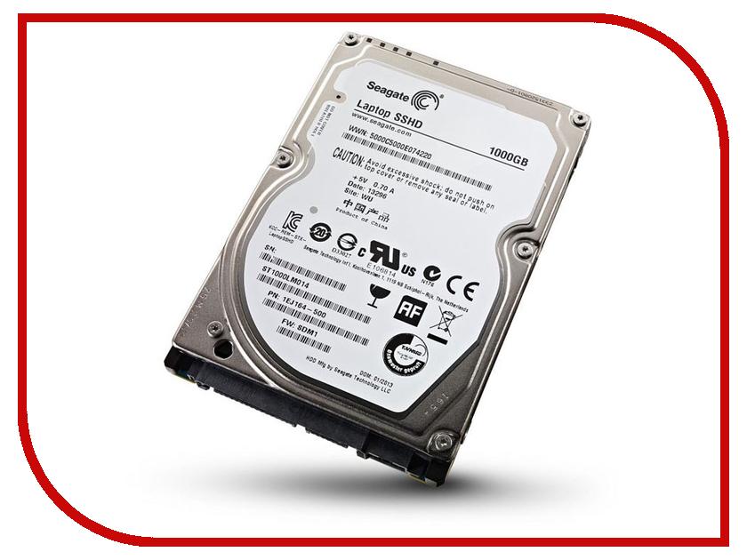 Жесткий диск 1Tb - Seagate ST1000LM014 жесткий диск 4tb seagate st4000vm000 video 3 5