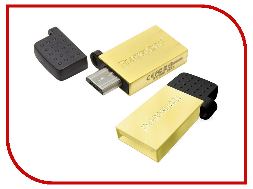 USB Flash Drive 32Gb - Transcend JetFlash 380G TS32GJF380G<br>