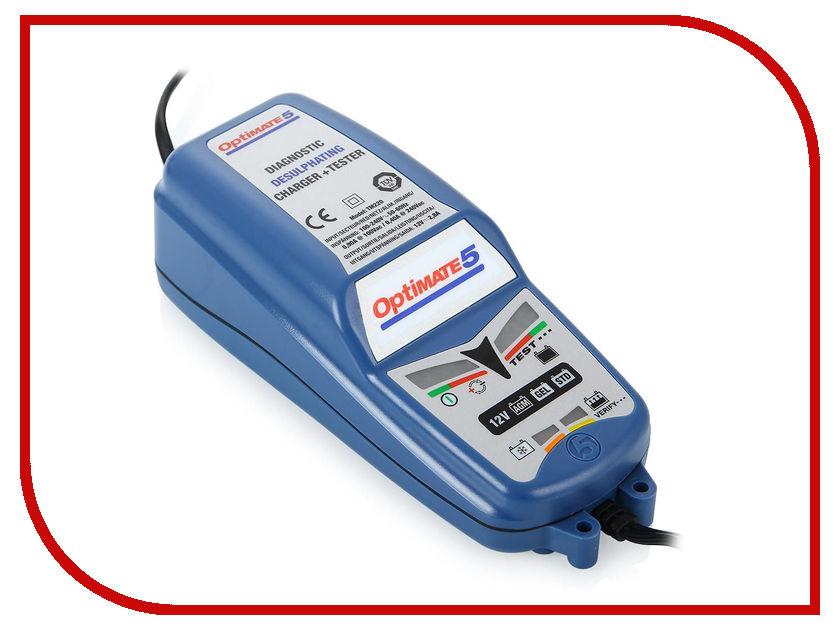Зарядное устройство для автомобильных аккумуляторов OptiMate 5 TM220